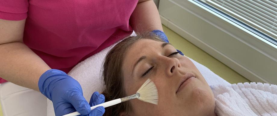 Kosmetikbehandlung in Mainz